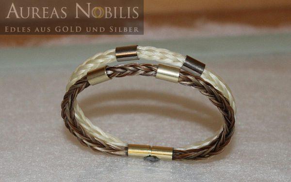 Aureas-Nobilis-Schmuck-mit-Pferdehaar-Schweifhaar-Armband-geflochten-96245
