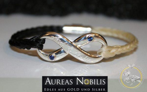 Aureas-Nobilis-Schmuck-mit-Pferdehaar-Schweifhaar-Armband-geflochten-96679