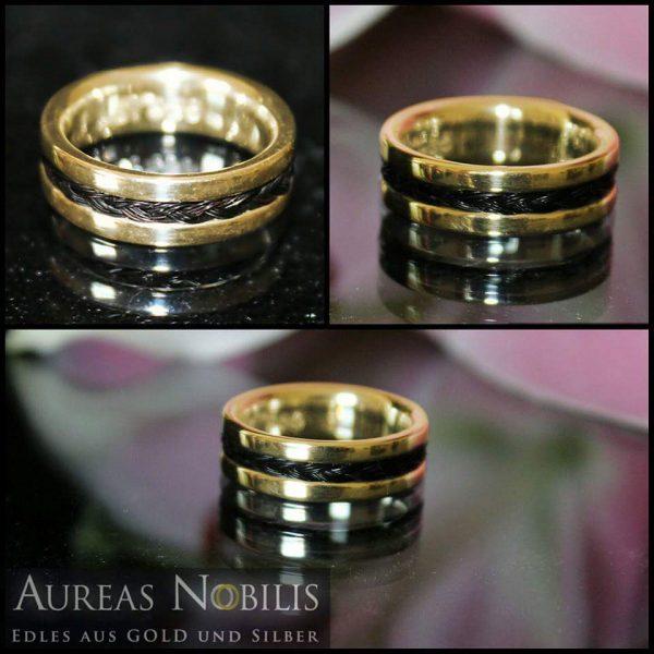 Aureas-Nobilis-Schmuck-mit-Pferdehaar-Schweifhaar-Ring-73