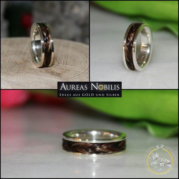 Aureas-Nobilis-Schmuck-mit-Pferdehaar-Schweifhaar-Ring-703