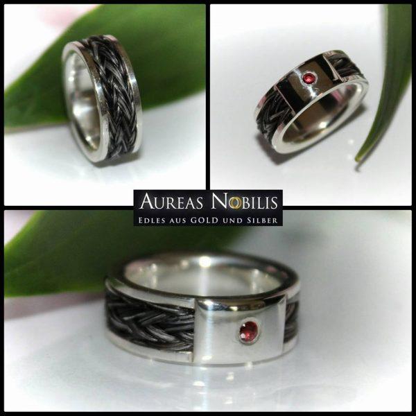 Aureas-Nobilis-Schmuck-mit-Pferdehaar-Schweifhaar-Ring-754207