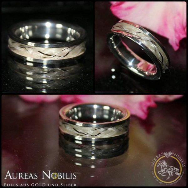 Aureas-Nobilis-Schmuck-mit-Pferdehaar-Schweifhaar-Ring-81236
