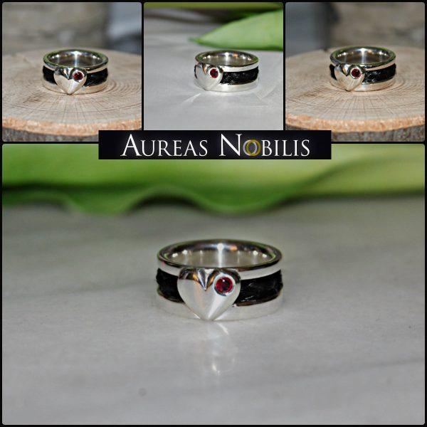 Aureas-Nobilis-Schmuck-mit-Pferdehaar-Schweifhaar-Ring-4