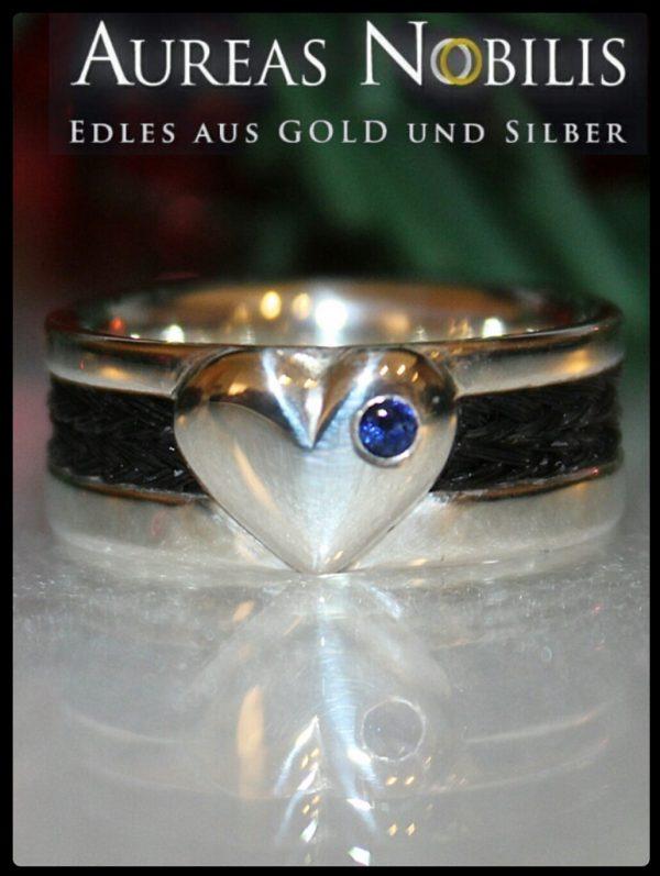 Aureas-Nobilis-Schmuck-mit-Pferdehaar-Schweifhaar-Ring-5
