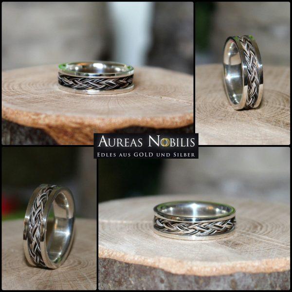 Aureas-Nobilis-Schmuck-mit-Pferdehaar-Schweifhaar-Ring-453